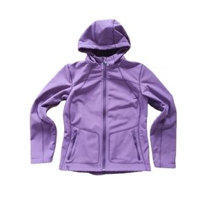 Windriver Soft Shell Fall Lined Jacket Purple S